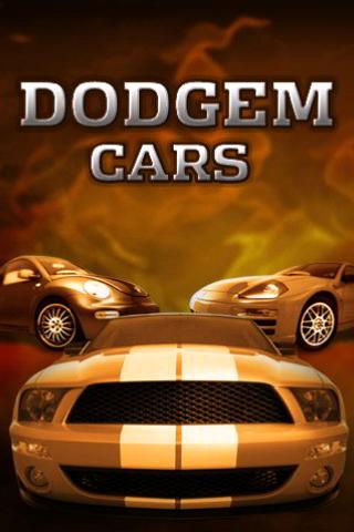 Screenshot Dodgem cars