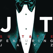 Justin Timberlake - Suit & Tie (feat. JAY Z) artwork