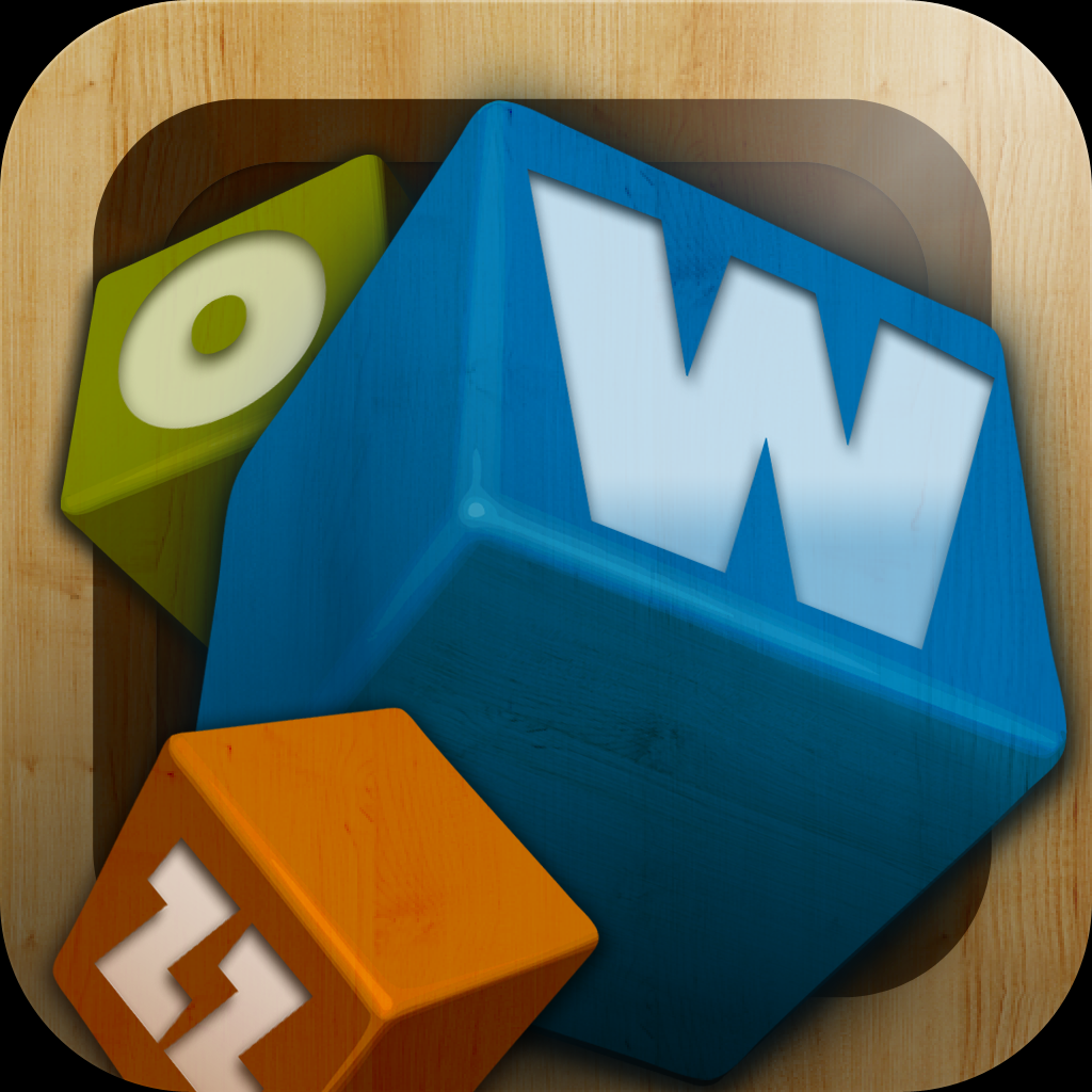 Wozznic - Word puzzle game by Ivanovich Games icon